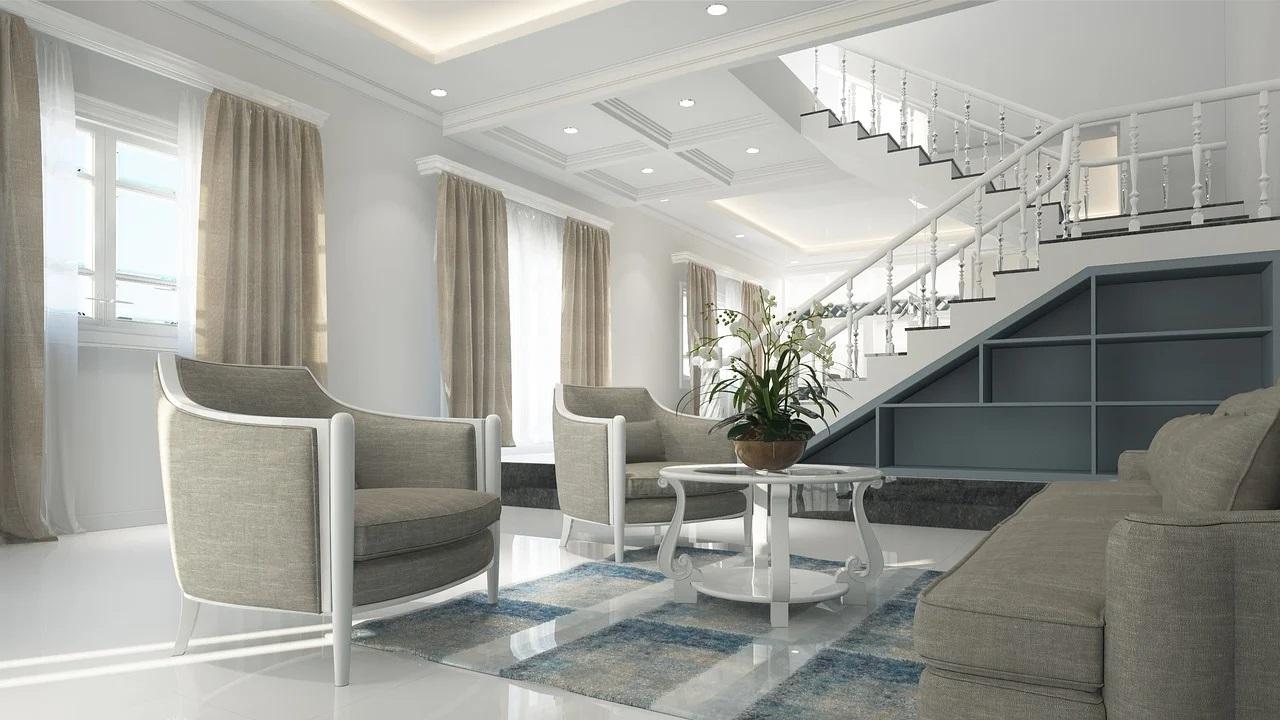 Jakie fotele tapicerowane do salonu?
