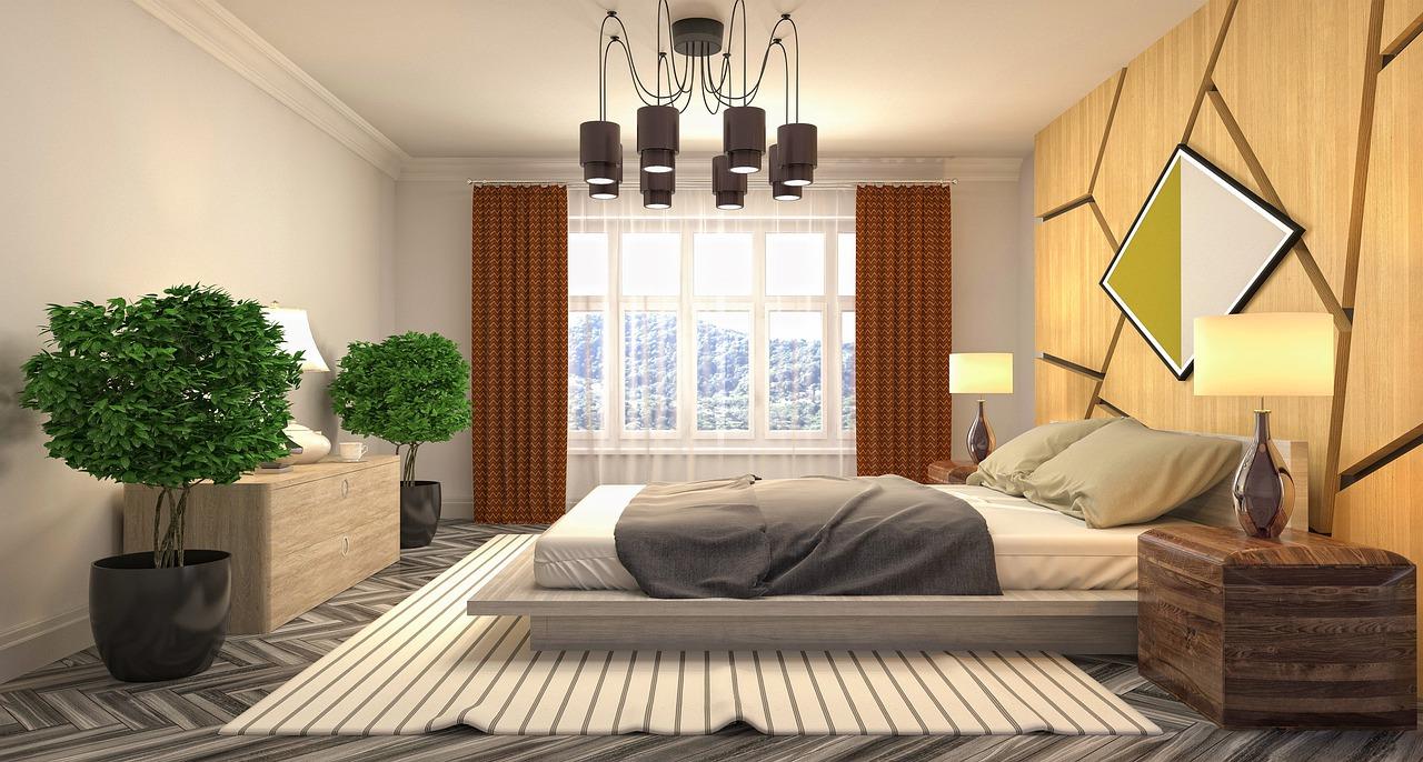 Sypialnia – perfekcyjny wystrój od A do Z