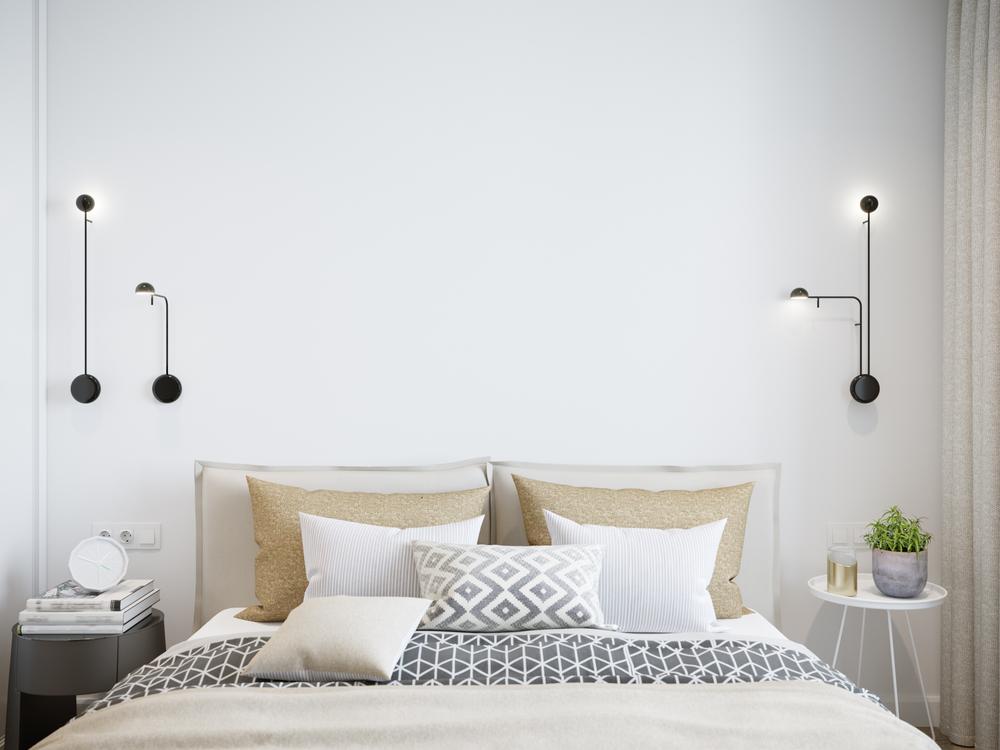 Wnętrza w stylu Hamptons – wybieramy lampy ścienne i dodatki